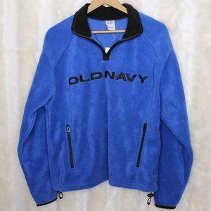 Old Navy Super Soft Fleece Pullover Sweatshirt